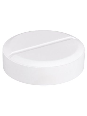Antiestres en Forma de Pastilla - Blanco
