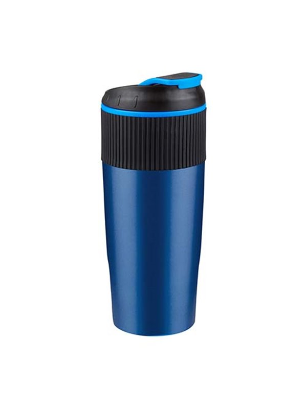 Vaso Mug Termo Vicare Capacidad 450ml - Azul