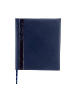 Agenda Ejecutiva Clasica 2020 Incluye Caja de Regalo - Azul