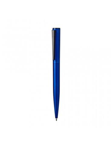 Esfero Boligrafo Filipinas Plastico Cuerpo Mate - Azul