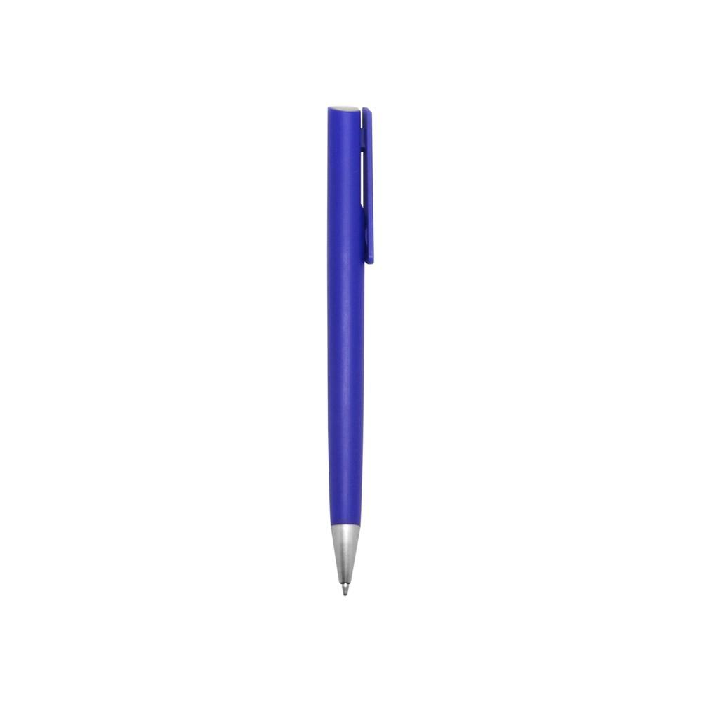Esfero Boligrafo Perso Cuerpo Color Pulsador - Azul