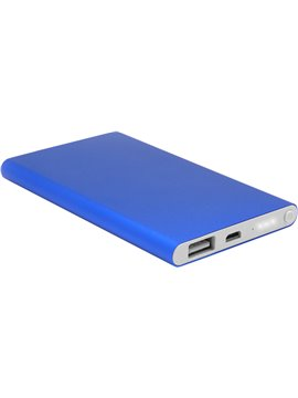 Bateria Externa Power Bank Cetus 4000 mah - Azul