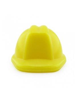 Llavero Carro Tactil en Plastico Partes Cromadas - Amarillo