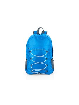 Maletin Morral Plegable Monet Impermeable - Azul Claro