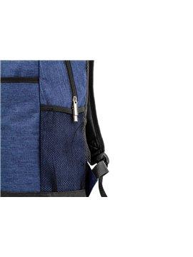 Porta Carnet Plastico con Clip Posterior - Amarillo