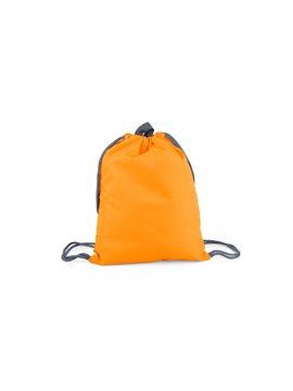 Bolsa Tula Mochila Borgues Doble Cordon - Naranja