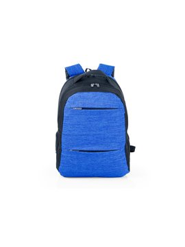 Maletin Morral Brown Espacio para Portatil - Azul Rey