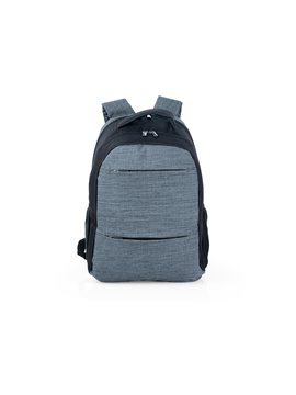 Maletin Morral Brown Espacio para Portatil - Gris