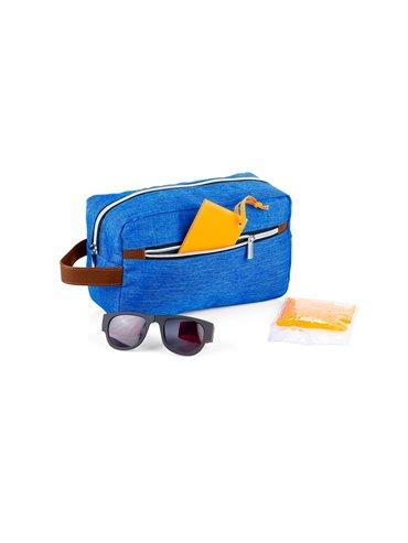 Neceser Organizador Beethoven con Manija - Azul Rey