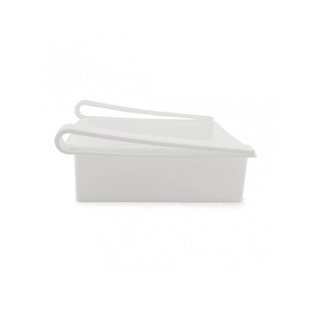 Dispositivo Anti Estres Spinner Ventilador Cool en ABS - Blanco