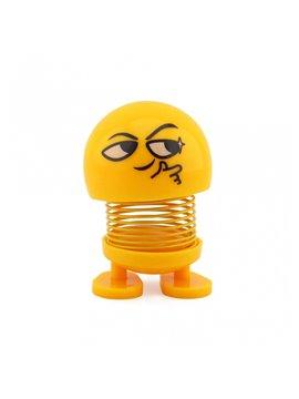 Emoji Resorte con Adhesivos para el Carro - Cool