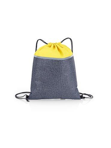 Bolsa Tula Mochila Morgan - Amarillo