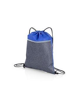 Bolsa Tula Mochila Morgan - Azul Rey