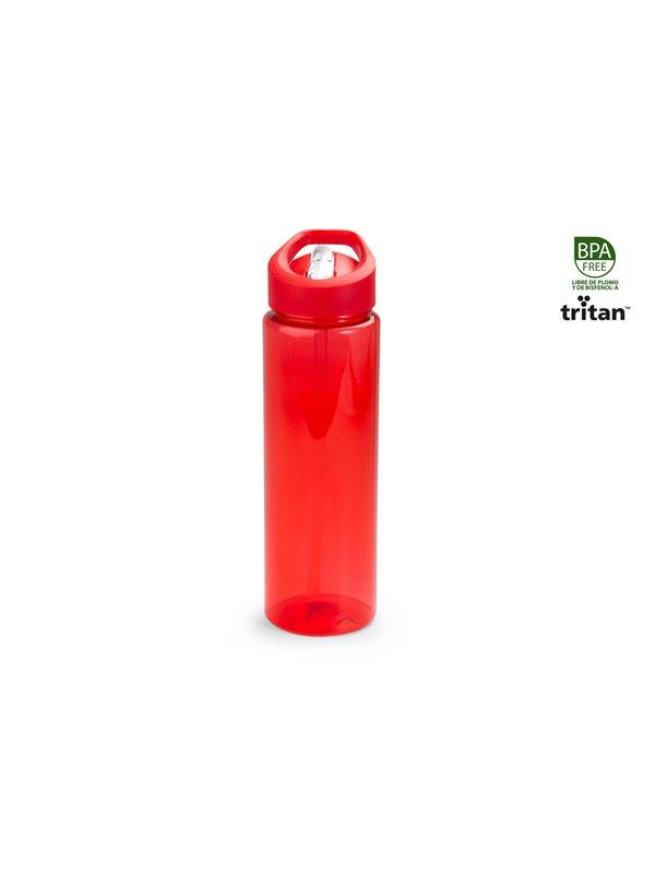 Botella Botilito Tritan Polo 790 ml - Rojo