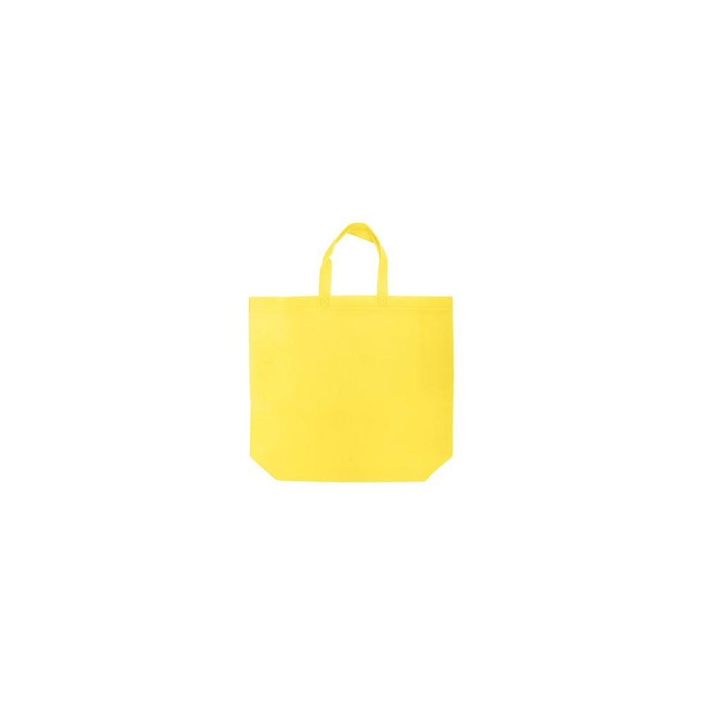 Bolsa Ecologica Jack Doble Agarradera - Amarillo