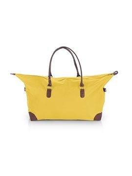 Bolso de Mano Scarlett Agarradera Imitacion Cuero - Amarillo