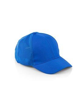 Gorra Cachucha Aragon 6 Paneles Cierre Velcro - Azul Rey
