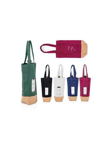 Bolsa para Vinos Gift Costuras Reforzadas - Natural