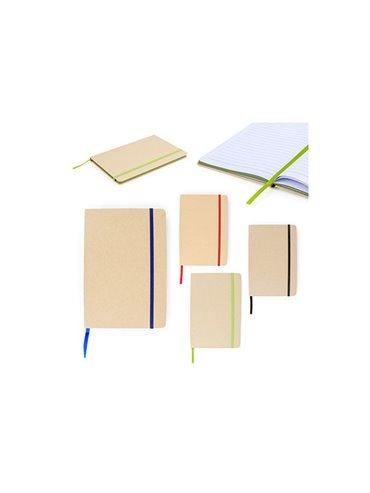 Cuaderno Libreta Ecologica Neptuno Tapa Dura - Verde