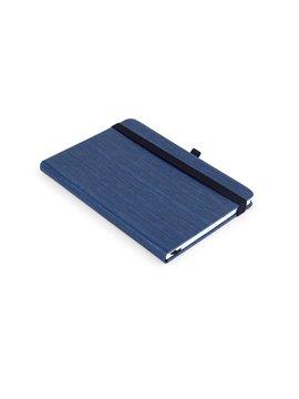 Cuaderno Libreta Decision Cubierta Dura A7 - Azul Oscuro