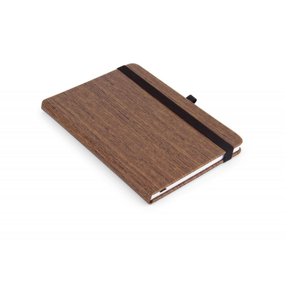 Cuaderno Libreta Decision Cubierta Dura A7 - Cafe