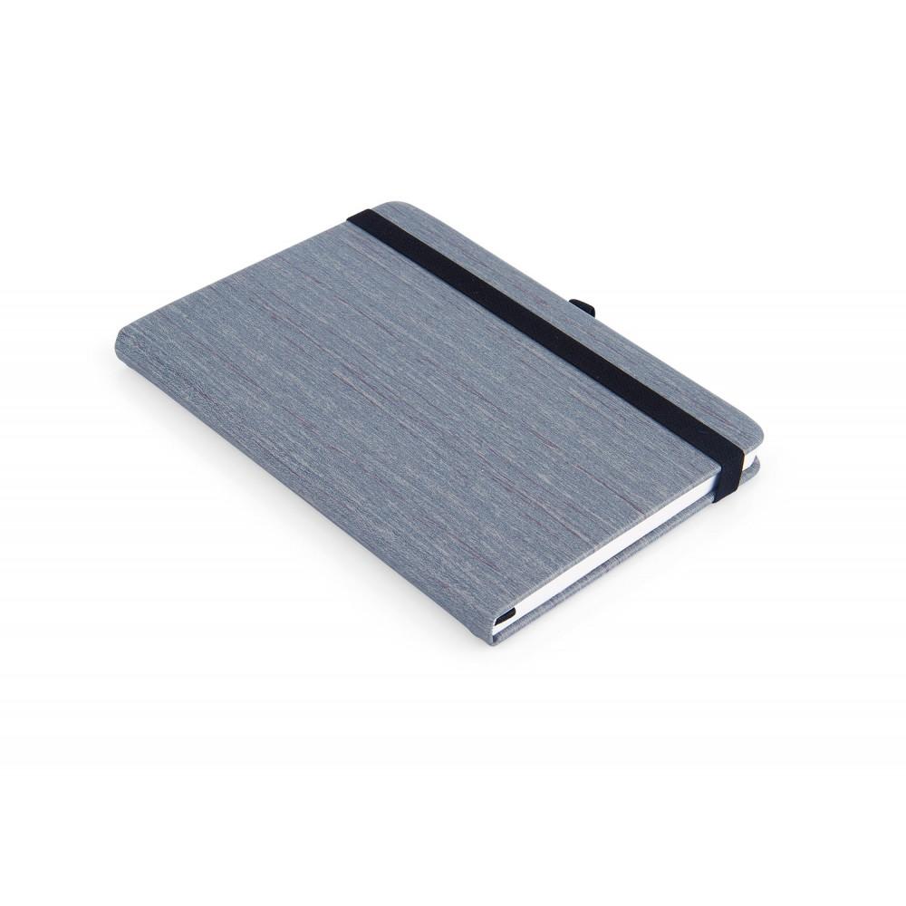Cuaderno Libreta Decision Cubierta Dura A7 - Gris