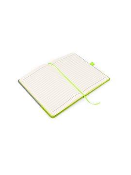 Cuaderno Libreta Bonjour Tapa Dura A5 - Negro