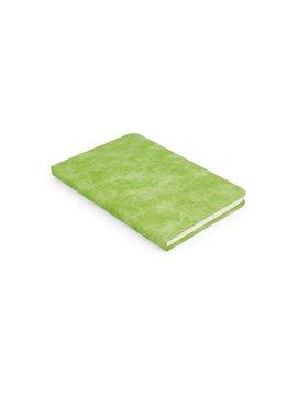 Cuaderno Libreta Faded Tapa Dura A7 - Verde Limon
