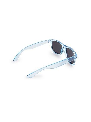 Gafas Lentes de Sol Look Acabado Translucido Filtro UV - Azul