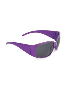 Gafas Lentes de Sol Fidji Con Filtro UV400 Amplio Espectro - Morado