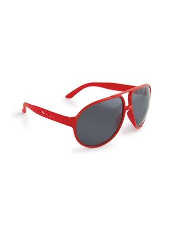 Gafas Lentes de Sol Paradise Filtro UV 400 Amplio Espectro - Rojo