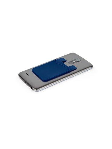 Bolsillo Celular Energy con Adhesivo Posterior - Azul Oscuro
