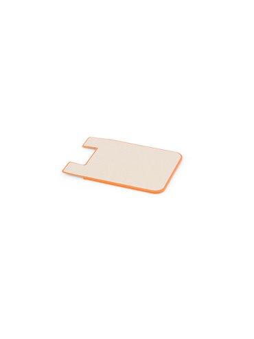 Bolsillo Celular Energy con Adhesivo Posterior - Naranja