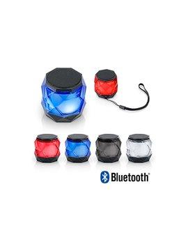 Altavoz Parlante Bluetooth Diamante - Azul