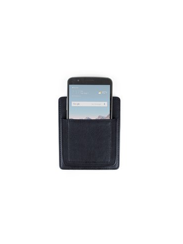 Bolsillo Celular Para Pared Everest - Negro