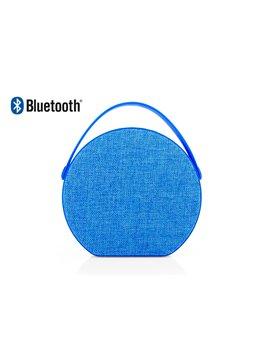 Altavoz Parlante Bluetooth Hada Puerto Usb - Azul