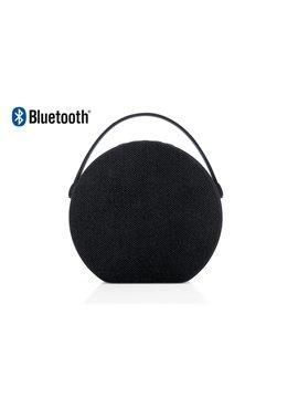 Altavoz Parlante Bluetooth Hada Puerto Usb - Negro