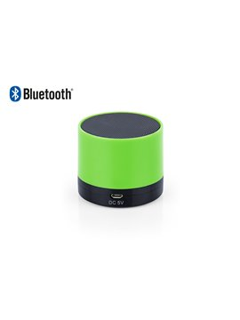 Altavoz Parlante Bluetooth Vix Incluye Cable - Verde