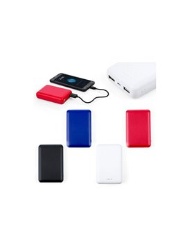 Bateria Externa Power Bank Scoot 10.000mAh - Rojo