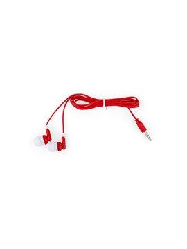 Audifonos Tremonti Cable 1 m - Rojo