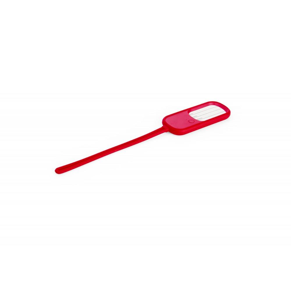 Identificador de Viaje Bluetooth Go - Rojo