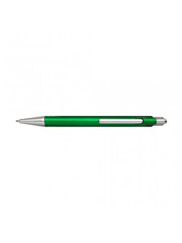 Esfero Boligrafo Monaco Plastico Metalizado - Verde
