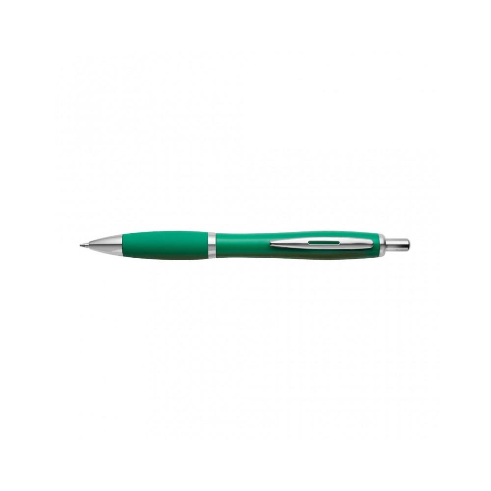Esfero Boligrafo Rumania Plastico Brillante - Verde
