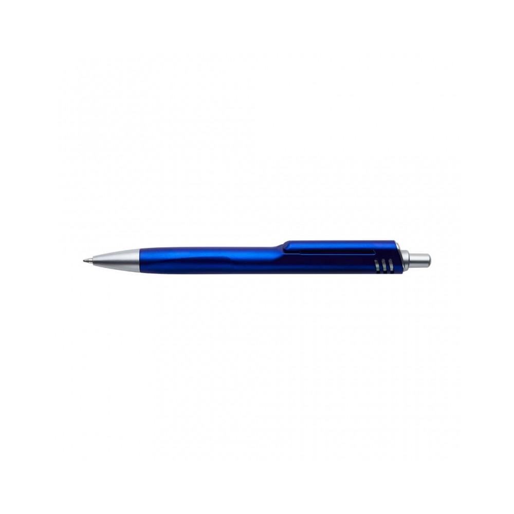 Esfero Boligrafo Paraguay Cuerpo Mate - Azul