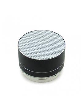 Altavoz Parlante Bluetooth Mini Cilindro - Negro