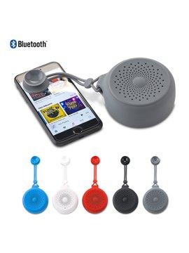 Speaker Bluetooth Splash 3W Chupa Tecnologia IPX4 - Blanco