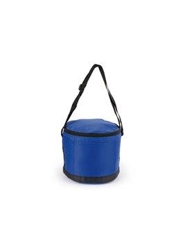 Lonchera Mini Can Conserva Temperatura Interior Aluminio - Azul
