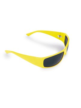 Gafas Sol Long Bay Filtro UV Amplio Espectro de Cubrimiento - Amarillo