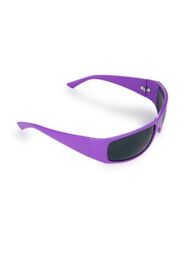 Gafas Sol Long Bay Filtro UV Amplio Espectro de Cubrimiento - Morado