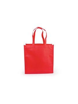 Bolsa Andy Bag Kambrel agarredera refuerzo bordes - Rojo